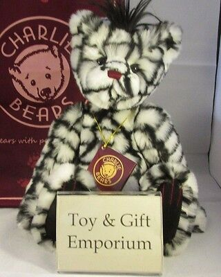 SPECIAL OFFER! Charlie Bears CHEQUERS (Brand New Stock!)