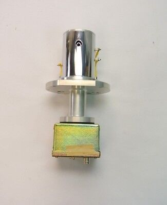 Waters Micromass Quadropole Mass Spec Component Steampunk Movie Prop