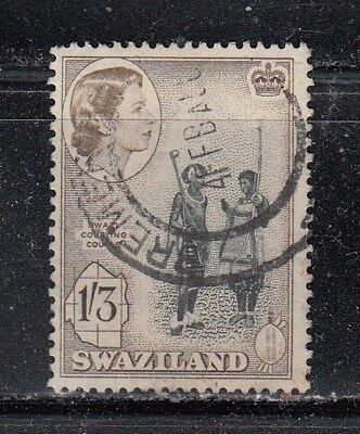 VS317 SWAZILAND #62 STAMP USED ~ CDS ~ BUY 4 - 40 STAMP LOTS & PAY $3.00 S&H MAX