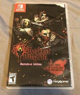 Darkest Dungeon: Ancestral Edition (Nintendo Switch, 2018)