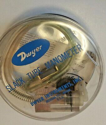 Dwyer Slack Tube Manometer 1211-8