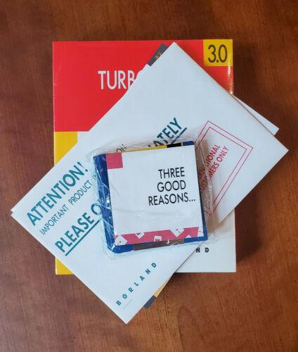 Borland Turbo C++ 3.0