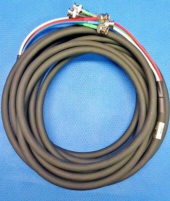 Olympus Video Endoscopy Processor Rgb To Rgb Cable 55547l25