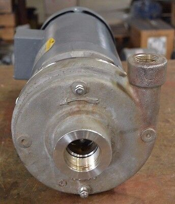 Price Pump A100ss 3 Hp 50 Gpm Stainless Steel Centrifugal Pump.
