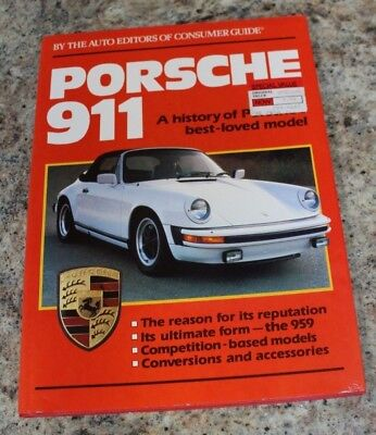 PORSCHE 911 HISTORY OF PORSCHE'S BEST LOVED MODEL - BEEKMAN - Consumer