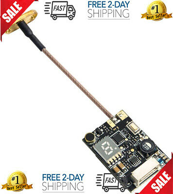 FPV Video Transmitter VTX 5.8ghz LONG RANGE FPV 800mw Drone Racing New