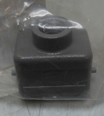 NEW Harting Cable Connector Housing, # Han 6B-HTE-Pg13,5, 09300061440, WARRANTY