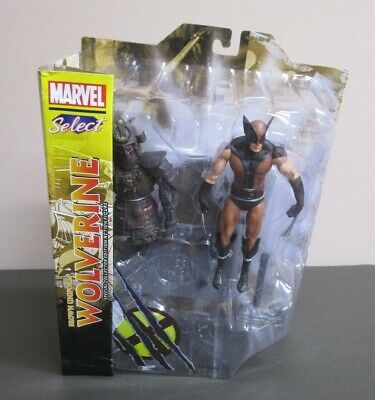 Wolverine Brown Suit MARVEL SELECT DIAMOND Special Collector Edition