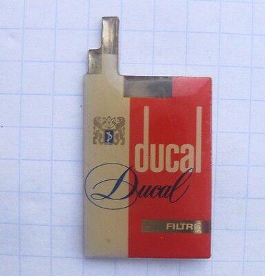 DUCAL / FILTER     .................Zigaretten Pin (139i)