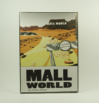 Rio Grande Games Mall World Board Game By Andrea Meyer, Sealed