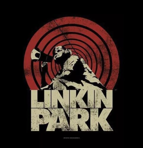 """Linkin Park """"Loud & Clear"""" Textile Poster Flag/Banner 40"""" X 30"""" New Package"""