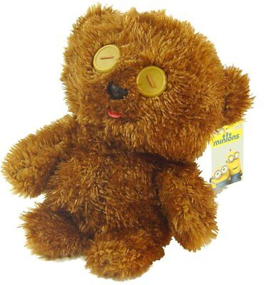 TIM der Orginal Minion Teddy - Bobs Teddybär ca. 30 cm Kuscheltier Schmusetier