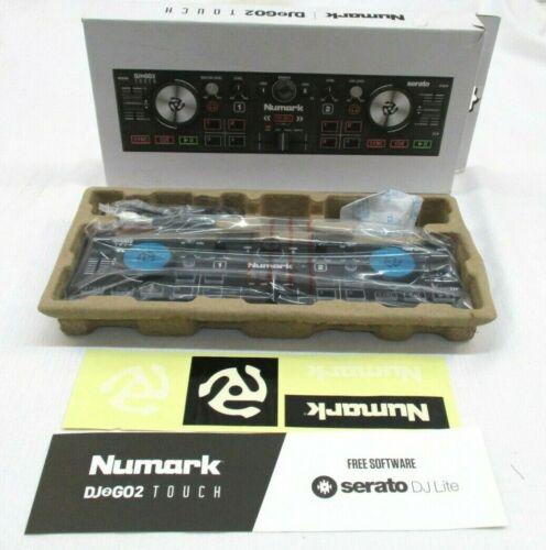 Numark DJ2GO2 Portable Pocket DJ Controller W/ Serato DJ Lite Software Download