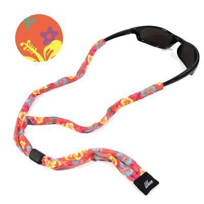 Ukes Premium Cotton Sunglasses Strap - Durable  Soft Eyewear Retainer - (Sunglasses Security Strap)