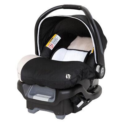 बेबीट्रेंड सहयोगी 35 नवजात शिशु शिशु कार सीट यात्रा प्रणाली w / आरामदायक कवर, खाकी