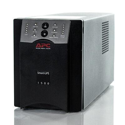 APC Smart-UPS 1500VA 120V Battery Backup SUA1500 No Batteries No Network Card