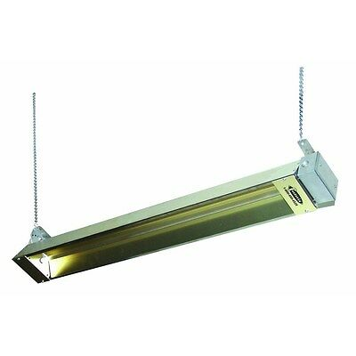 TPI Corporation OCH57-240V Quartz Electric Infrared Heater, Outdoor/Indoor Rated