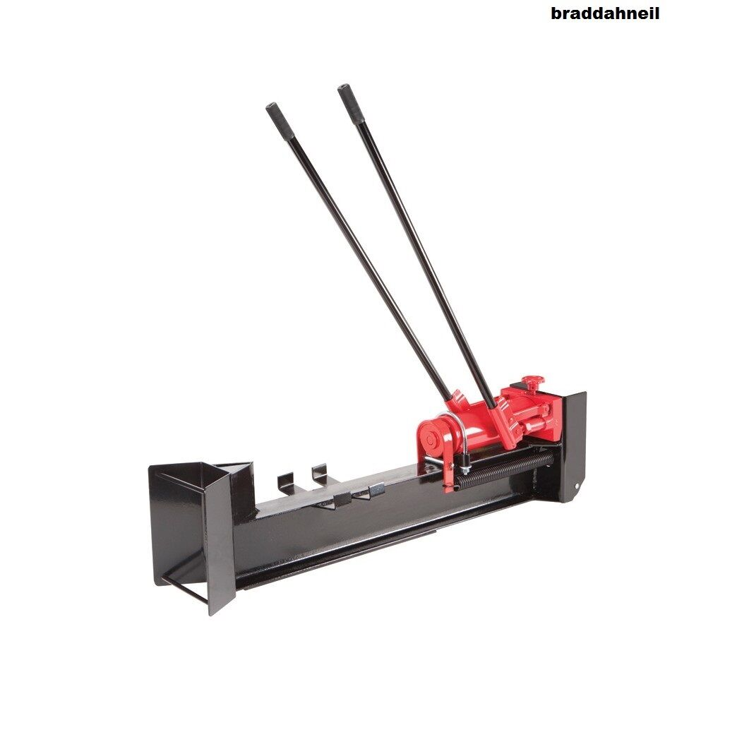10 Ton Hydraulic Log Splitter by USATNM
