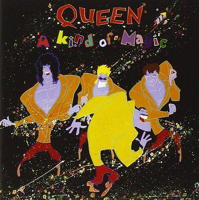 QUEEN - A KIND OF MAGIC: CD ALBUM (2011 DIGITAL REMASTER)