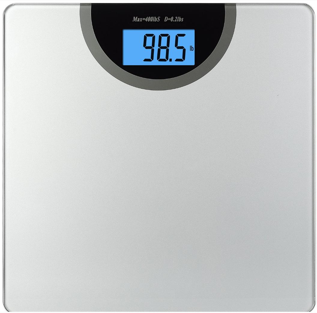 Home Digital Body Weight Floor Scale Bathroom Monitor Health