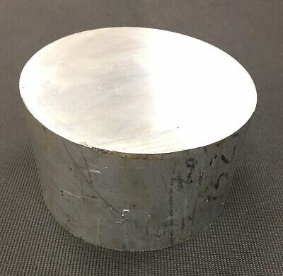 5 12 Diameter 7075 - T6511 Round Bar Stock 5.5 X 3.375 Length