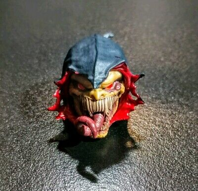 Marvel Legends DEMOGOBLIN HEAD Build A Figure Part IN HAND Loose BAF Lot VULTURE