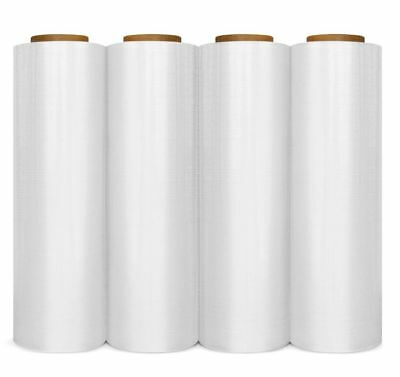 Clear Blown Hand Stretch Wrap Plastic Shrink Film Choose Your Rolls Size