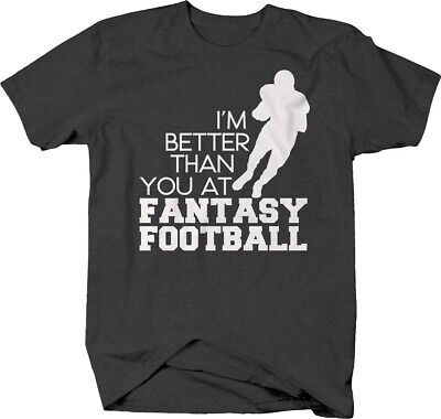 Im better than you at fantasy football funny brackets bet sport