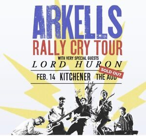 Arkells tickets