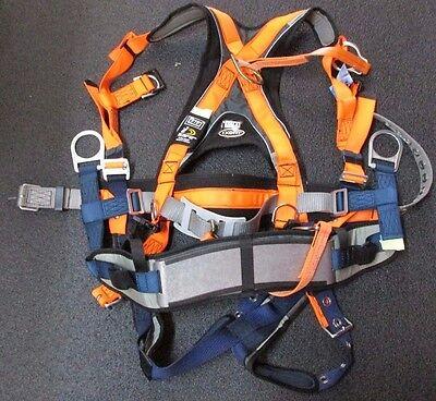New Nos Dbi-sala 1103043 Sml Safety Harness Tb Tc Vd 2d Sm Hv 2 18ex Pd Blt