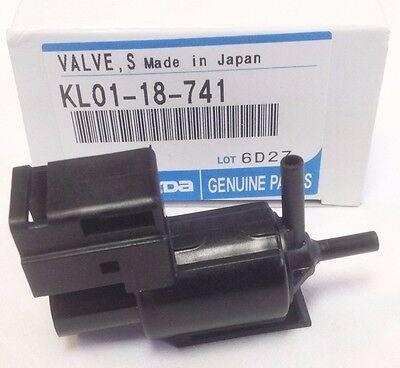 GENUINE MAZDA AIR SOLENOID EGR VALVE RX8 MPV MX6 626 PROTEGE KL01-18-741 OEM