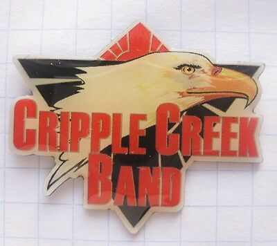 CRIPPEL CREEK BAND / COUNTRY / WESTERN ROCK  ... Musik-Pin (136k)