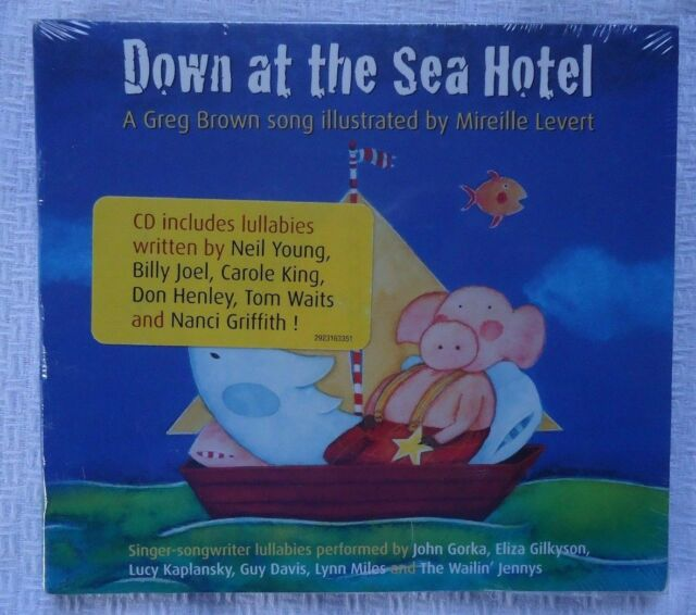 Down at the Sea Hotel by Various Artists (CD 2007 La Montagne SecrŠte) LULLABIES