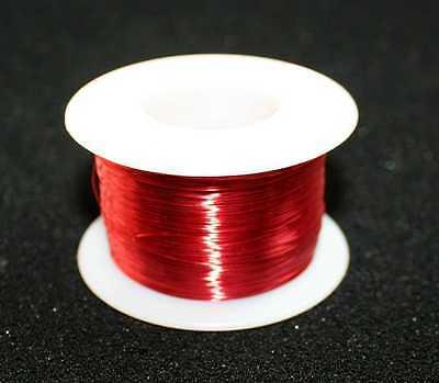 Enamel Coated Magnet Wire 32g - 4oz Spool  96w032