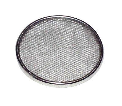 Salbei Zubehör (Räucher Edelstahl Sieb 7,5 cm mit kleinem Rand Weihrauch Salbei Myrrhe)