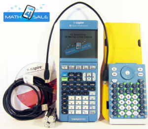 Texas Instruments TI-84 Plus Graphing Calculator in TI-Nspire - Yellow - MR