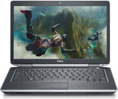 Dell Laptop Latitude E6440 Light Gaming Computer PC i5 8GB 256GB SSD Win 10 Pro