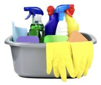 Experienced Residential Cleaner  & Complete Laundry Services