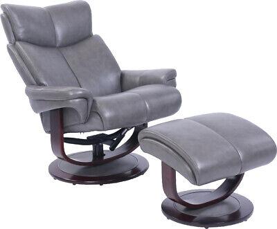 Barcalounger Brynn 15 3287 Pedestal Recliner Chair and Ottom