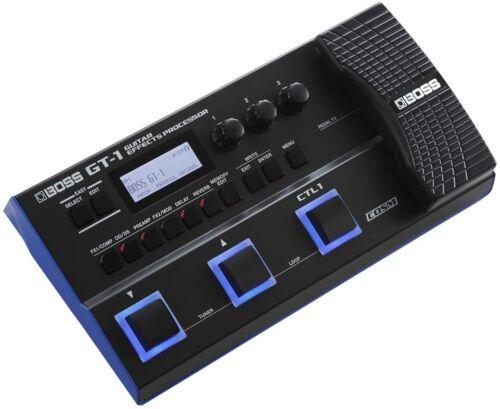 BOSS Guitar Effects Processor, Black (GT-1) New!!
