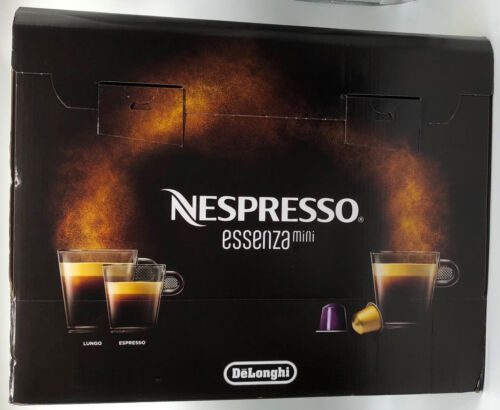 Delonghi Nespresso Essenza Mini Espresso Machine RED EN85R -