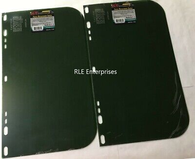 2 Usa Kt Industries Welding Tinted Replacement Grinding Shields 42481