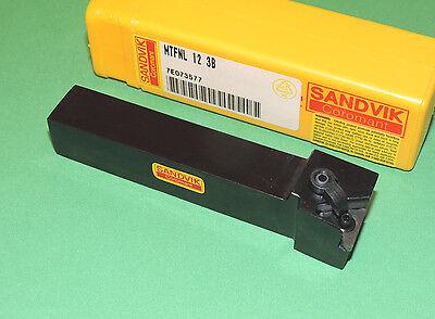 NEW SANDVIK MTFNL 12 3B Turning Tool Holder for TNMG 322 Inserts
