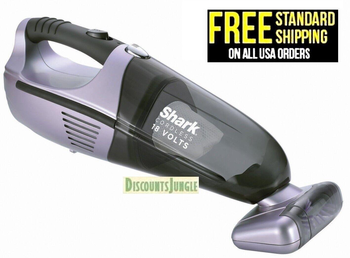 Shark SV780 Pet Perfect II cordless rechargeable Hand Vacuum