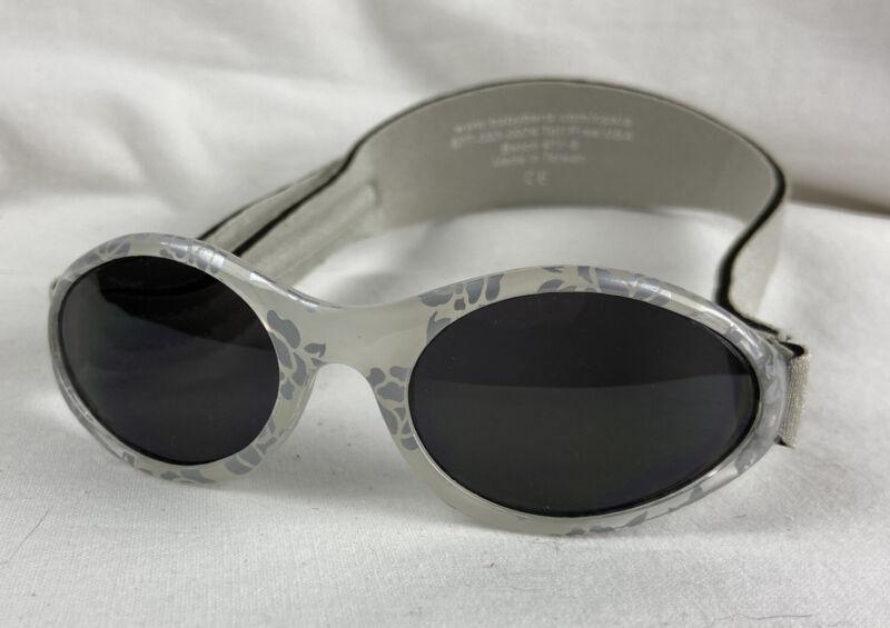 Baby BANZ Adventure BANZ Sunglasses Kids Boys Girls 2-5 Years - Silver Leaf