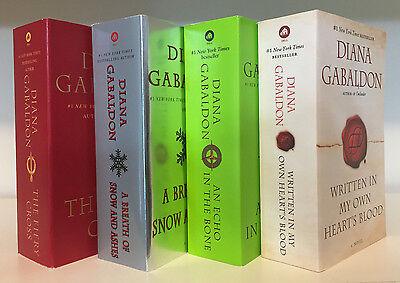 Diana Gabaldon's Outlander (Books 5-8 Series) Matching Mass-Market Editions New