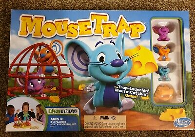 New Elefun and Friends MouseTrap by Hasbro