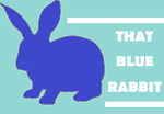 That Blue Rabbit
