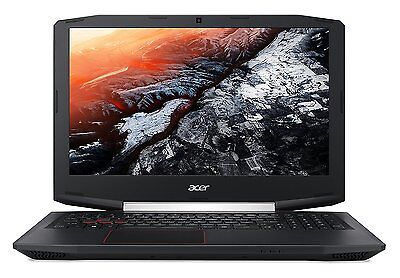 Acer Aspire VX 15 Gaming Laptop Intel Core i5 256 SSD 16GB RAM W 10 NEW