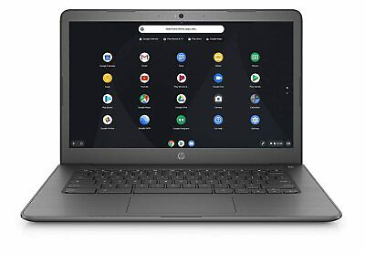 "HP Chromebook 14-DB0003NA AMD A4-9120 4GB RAM 32GB HDD 14"" Grey (1028859)"